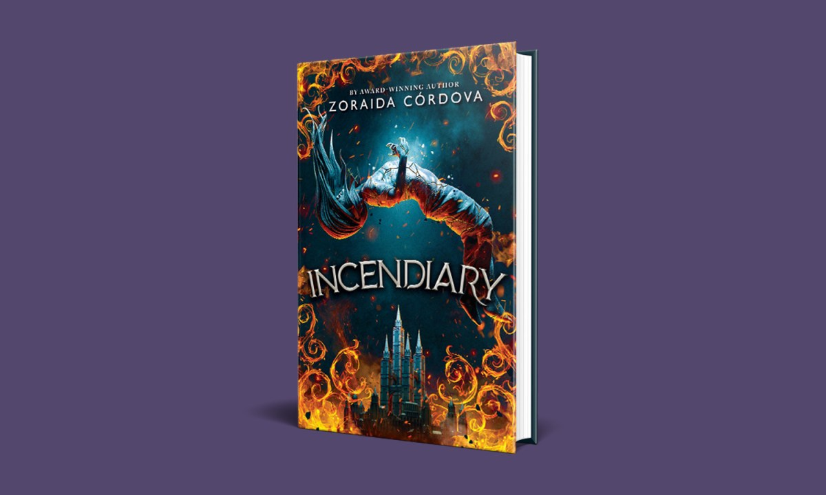 Incendiary Book