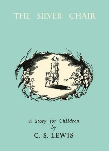 Book cover: The Silver Chair