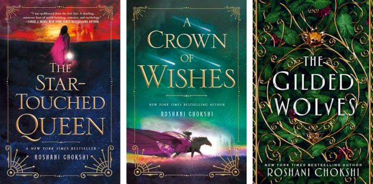 Books by Roshani Chokshi