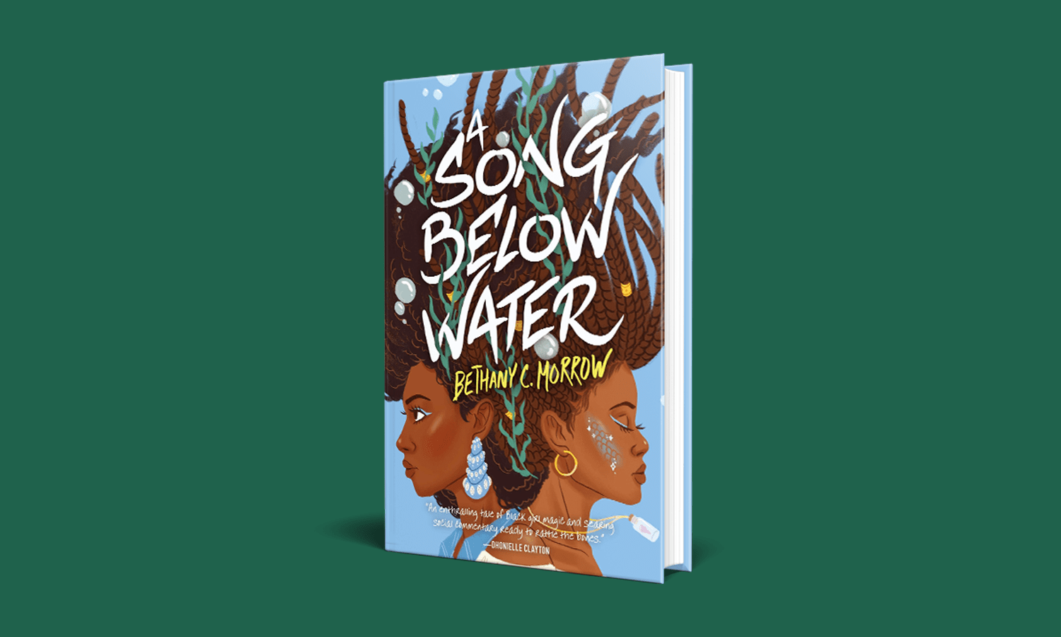 Raise Your Voice: Bethany C. Morrow's A Song Below Water