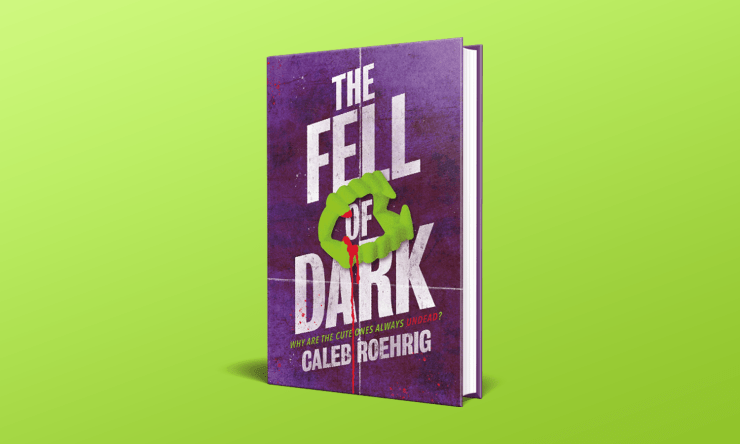 Blog Post Featured Image - Read an Excerpt From The Fell of Dark