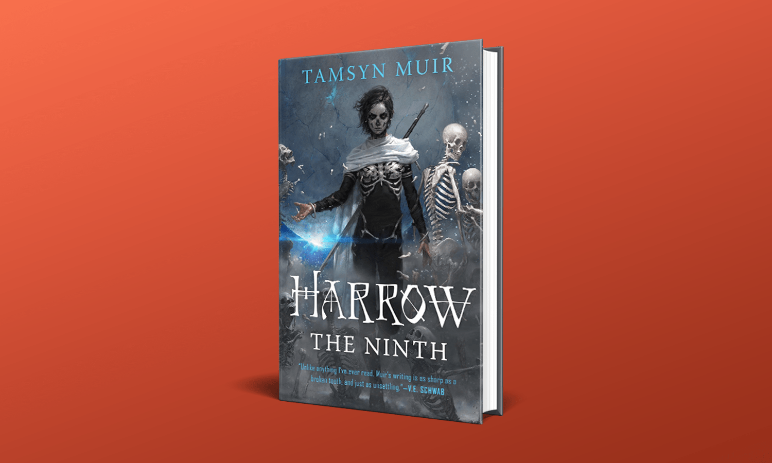 """""""To open in case of your imminent death"""": Harrow the Ninth by Tamsyn Muir"""