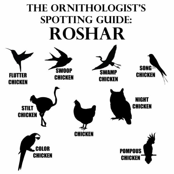 Guide to Rosharan Chickens