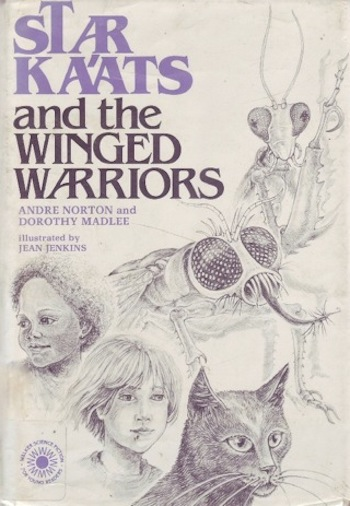 Blog Post Featured Image - Wrapping Up the Series in Andre Norton's Star Ka'ats and the Winged Warriors