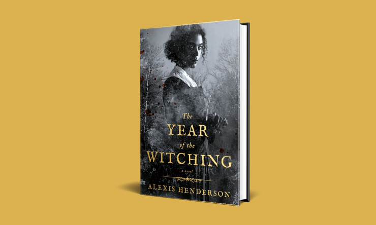 Blog Post Featured Image - Read an Excerpt From The Year of the Witching