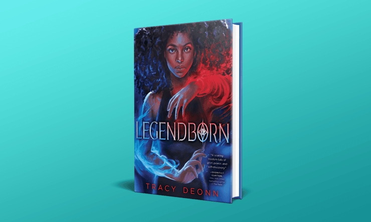 Blog Post Featured Image - Read an Excerpt From Legendborn, a Contemporary YA Fantasy