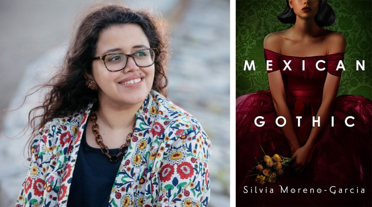 Blog Post Featured Image - Hulu is Turning Silvia Moreno-Garcia's Mexican Gothic Into a Series