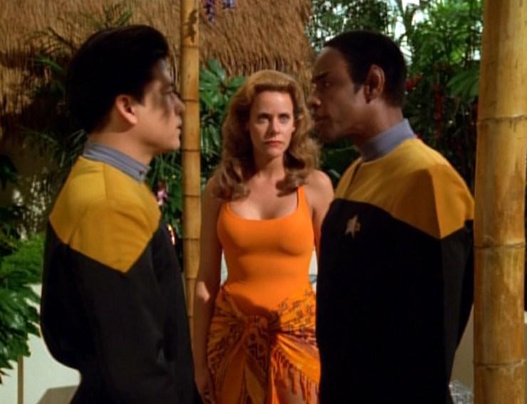 """Blog Post Featured Image - Star Trek: Voyager Rewatch: """"Alter Ego"""""""
