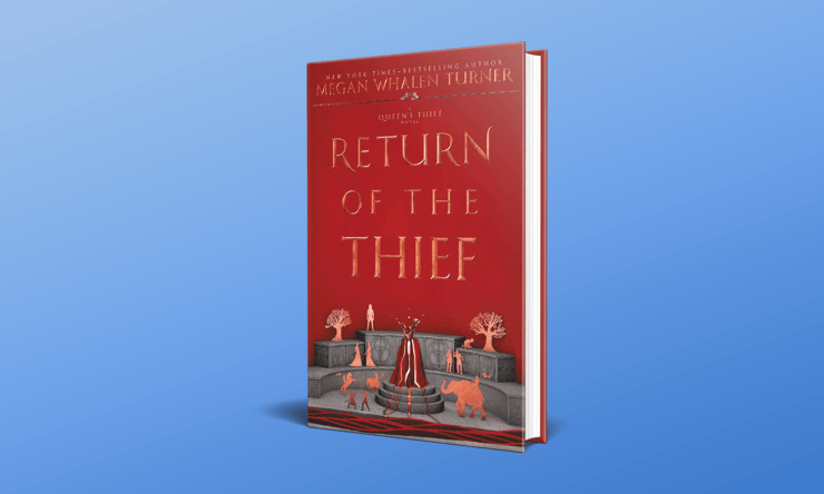 Blog Post Featured Image - Read an Excerpt From Megan Whalen Turner's Return of the Thief