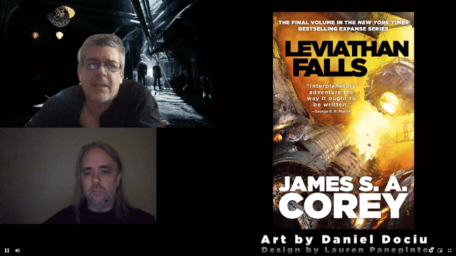 Leviathan Falls Will Be The Final Installment Of The Expanse Tor Com