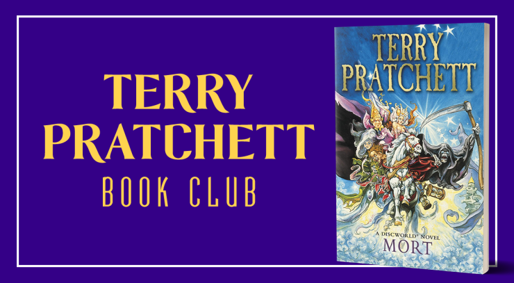 Blog Post Featured Image - Terry Pratchett Book Club: Mort, Part II