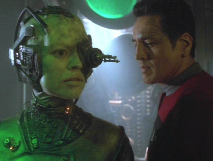 "Star Trek: Voyager ""Scorpion Part II"""