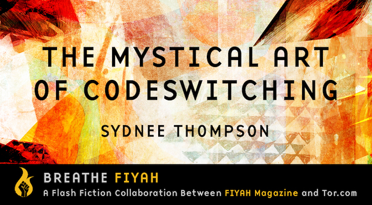 The Mystical Art of Codeswitching