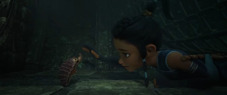 Blog Post Featured Image - Watch the Gorgeous Teaser Trailer for Raya and the Last Dragon