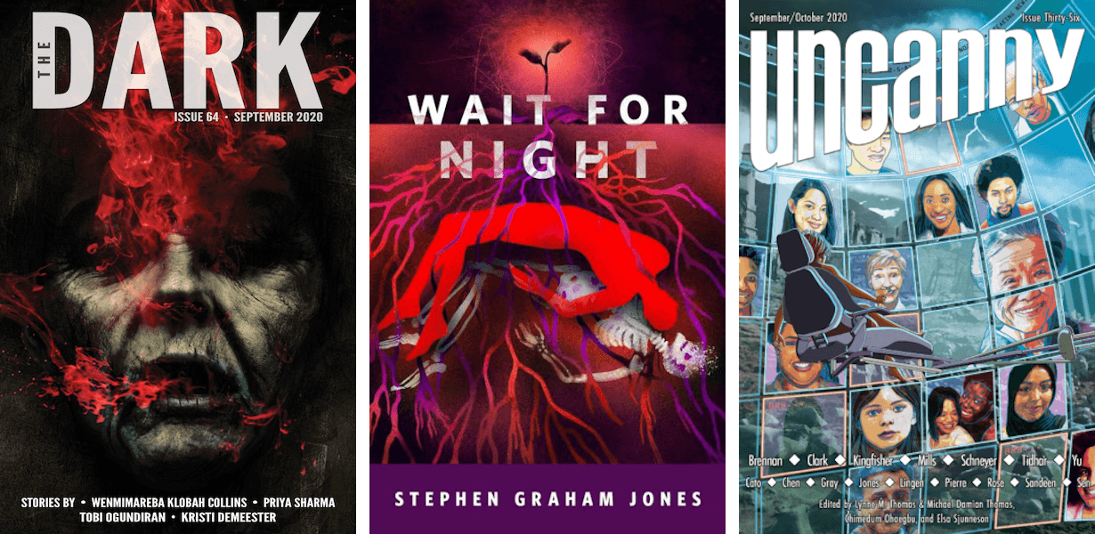 Must-Read Speculative Short Fiction: September 2020