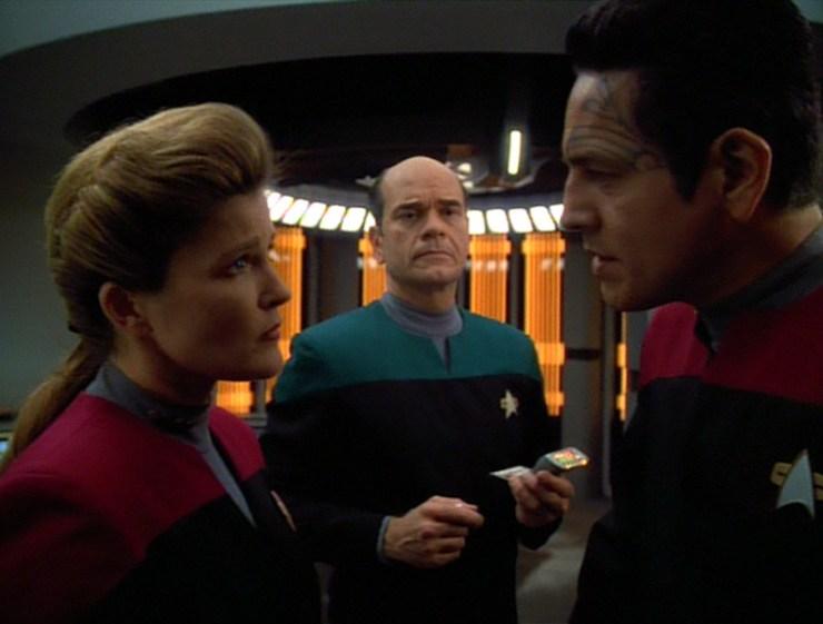 """Star Trek: Voyager """"Nemesis"""""""