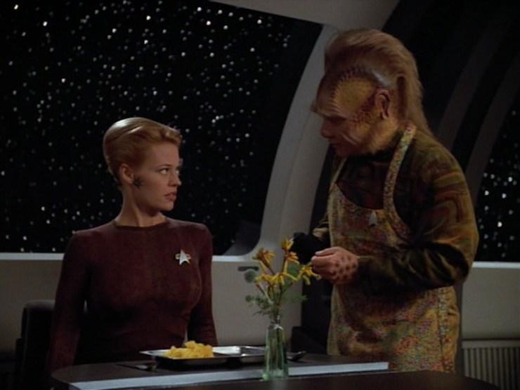 "Star Trek: Voyager ""The Raven"""