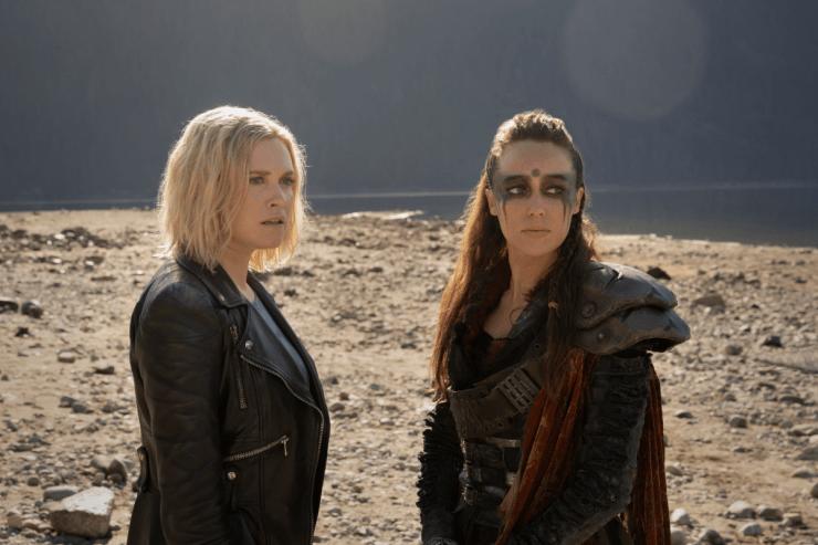 The 100 season 7 finale series finale The Last War