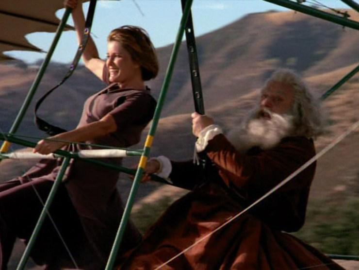 """Star Trek: Voyager """"Concerning Flight"""""""
