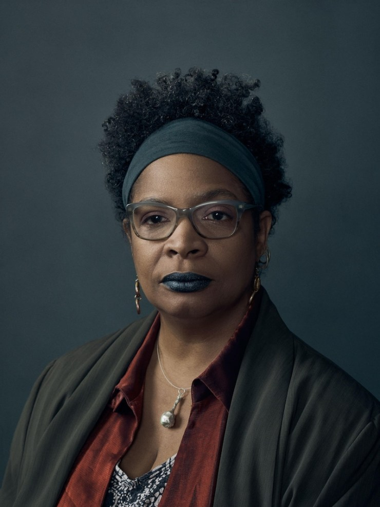 Blog Post Featured Image - SFWA Names Nalo Hopkinson as the 37th Damon Knight Grand Master