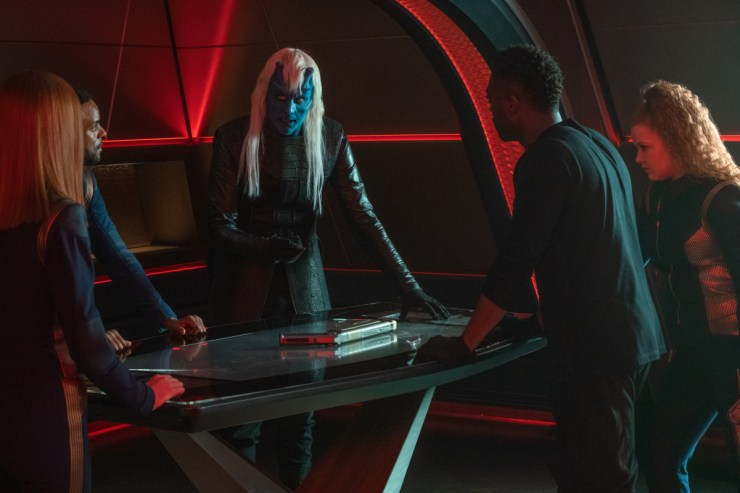 "Star Trek: Discovery ""There Is A Tide"""