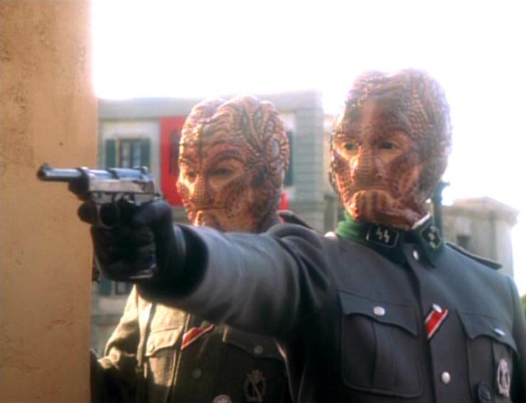 "Star Trek: Voyager ""The Killing Game, Part 1"""