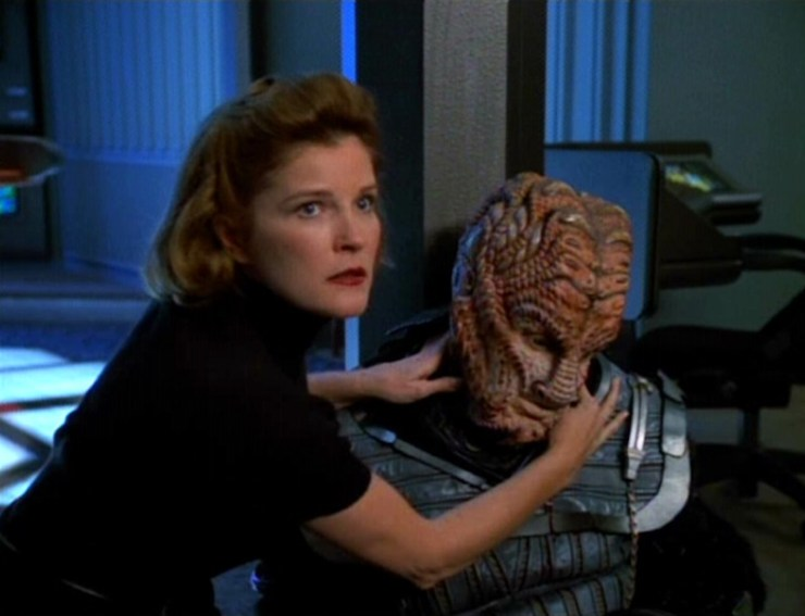"Star Trek: Voyager ""The Killing Game Part II"""
