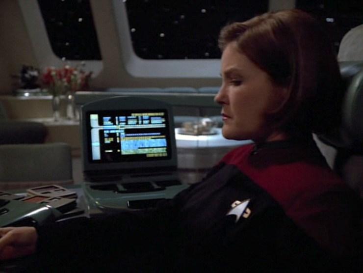 "Star Trek: Voyager ""The Omega Directive"""