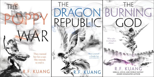 R.F. Kuang's Epic Poppy War Series Is Headed to Television | Tor.com