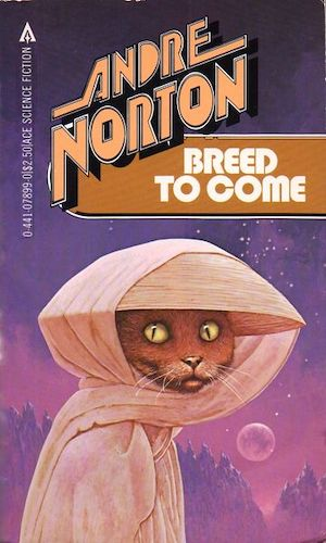 Blog Post Featured Image - A Human-Free Earth: Andre Norton's Breed to Come