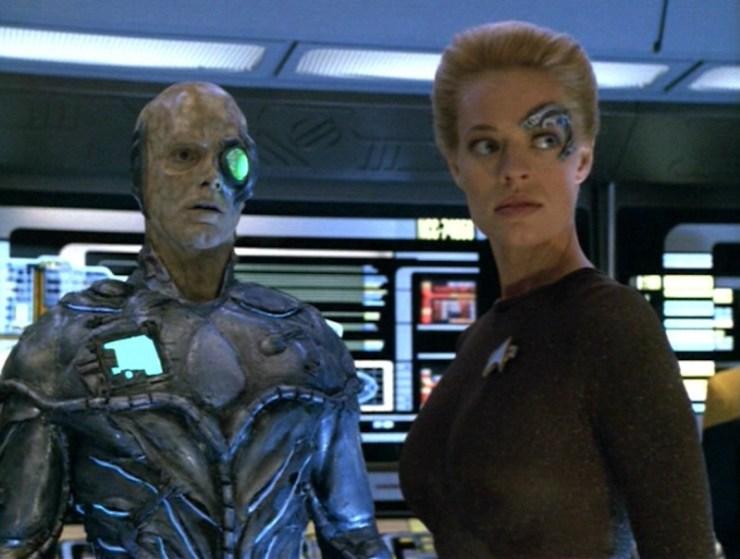 """Blog Post Featured Image - Star Trek: Voyager Rewatch: """"Drone"""""""