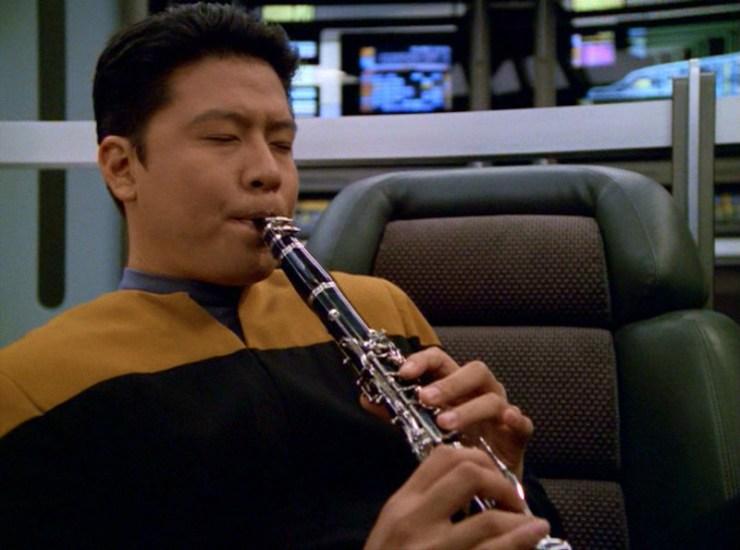 "Star Trek: Voyager ""Night"""