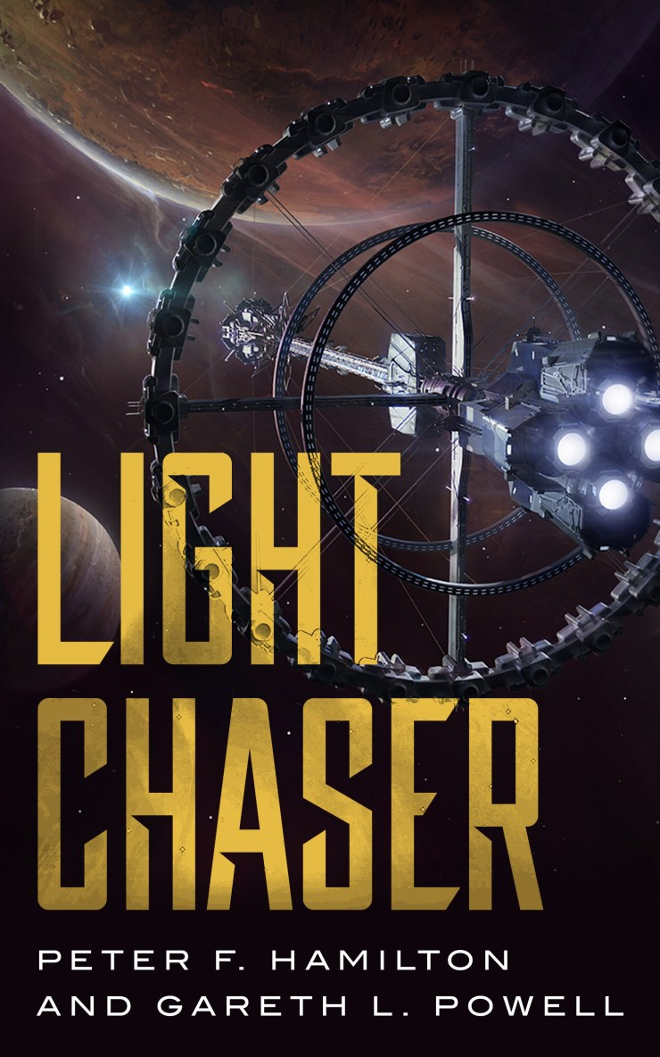 Light Chaser by Peter F. Hamilton and Gareth L. Powell
