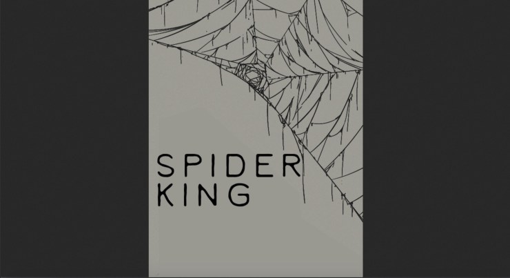 Blog Post Featured Image - Serial Box Will Publish Justin C. Key's Spider King Miniseries