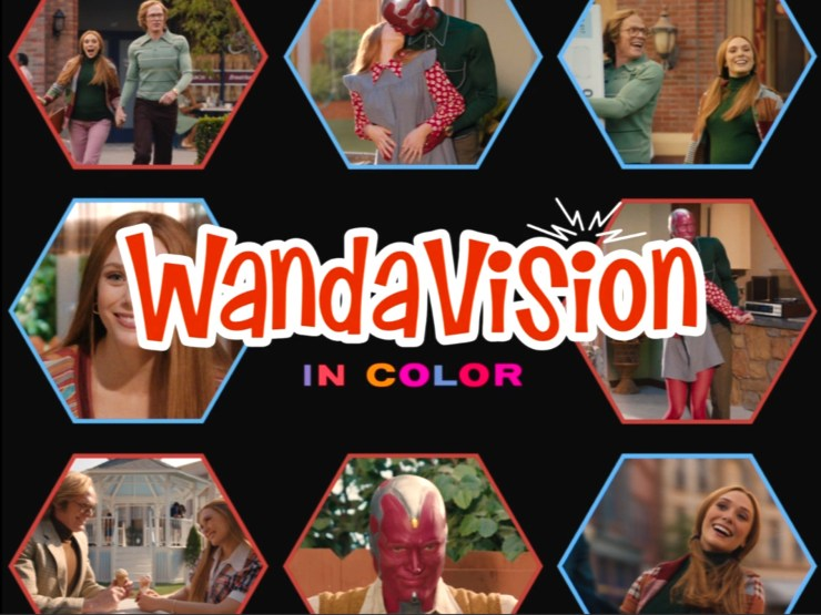 WandaVision, Now in Color, Season one episode three