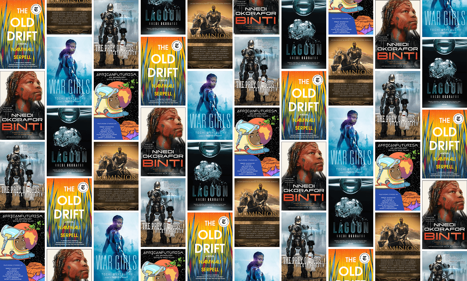 Your Guide to Africanfuturist Science Fiction