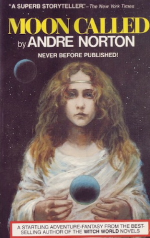 Blog Post Featured Image - Tweaking the Formula in Andre Norton's Moon Called