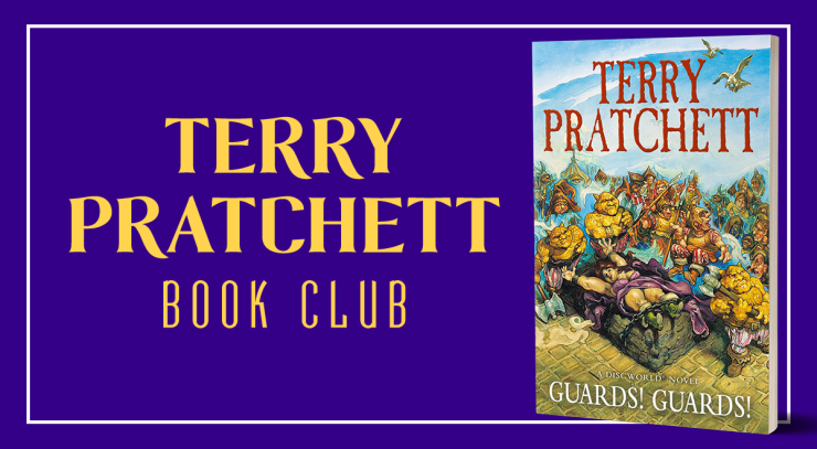 Blog Post Featured Image - Terry Pratchett Book Club: Guards! Guards! Part III