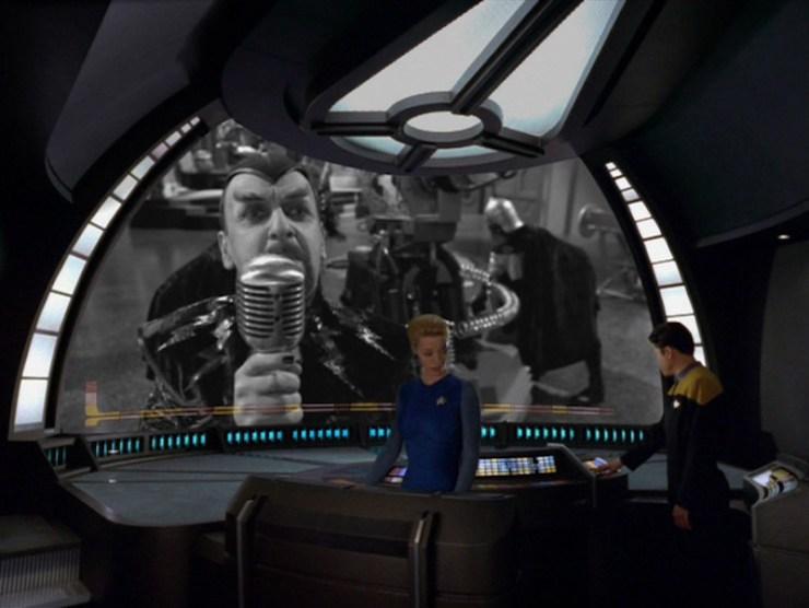 "Star Trek: Voyager ""Bride of Chaotica!"""