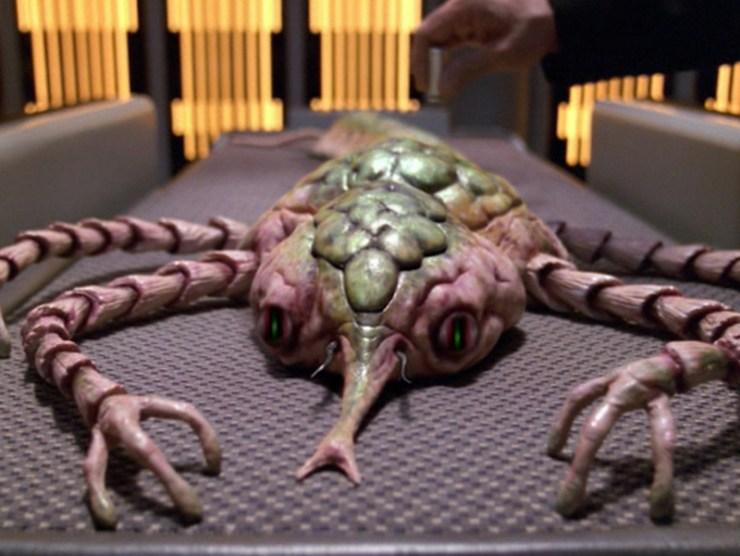 """Star Trek: Voyager """"Nothing Human"""""""