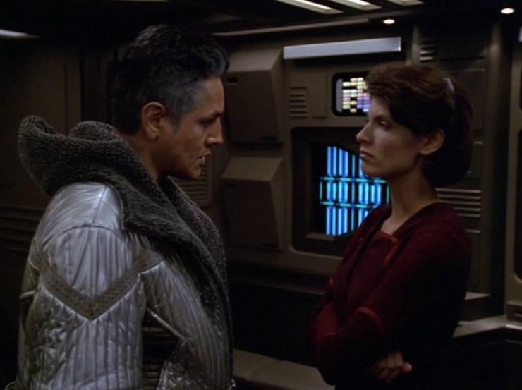 """Star Trek: Voyager """"Timeless"""""""