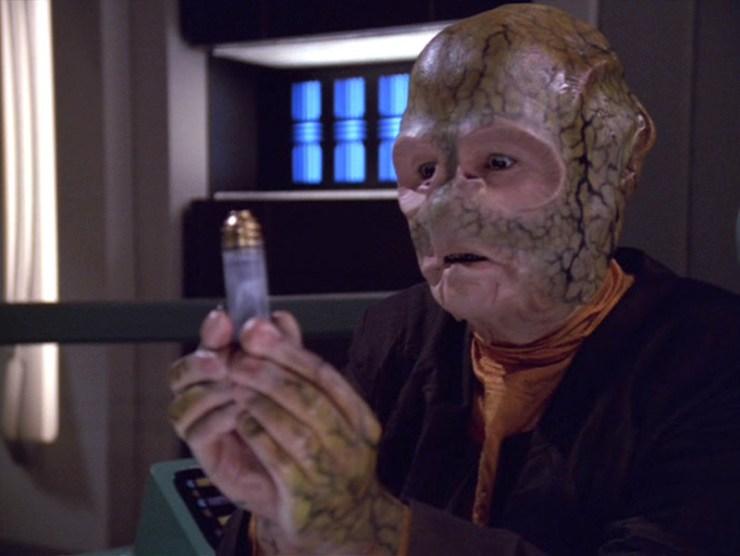 """Star Trek: Voyager """"Counterpoint"""""""