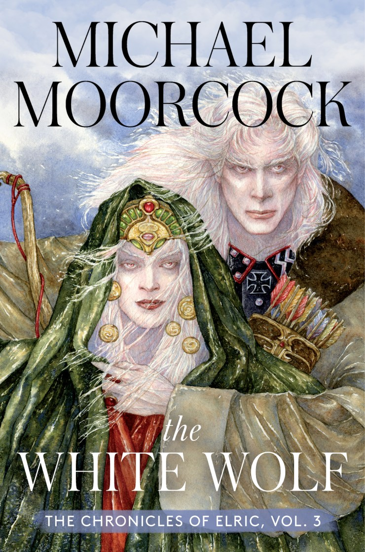 Michael Moorcock's Elric Saga: The White Wolf
