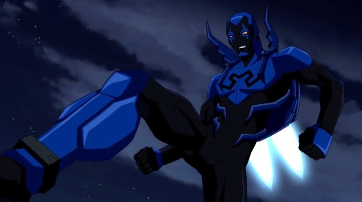 Blog Post Featured Image - Angel Manuel Soto Will Direct DC's Blue Beetle