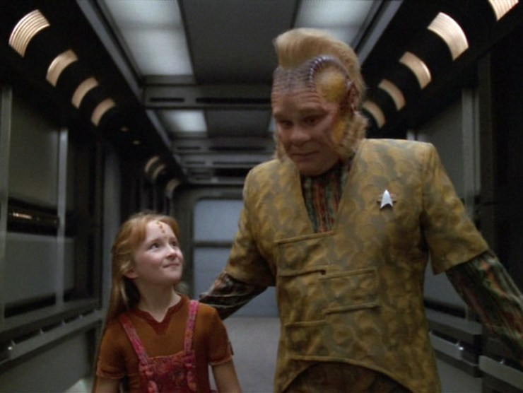 "Star Trek: Voyager ""Once Upon a Time"""