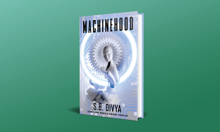 Blog Post Featured Image - Rogue A.I.s and Pharma Tycoons in S.B. Divya's Machinehood