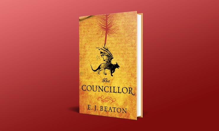 Blog Post Featured Image - Read an Excerpt From The Councillor