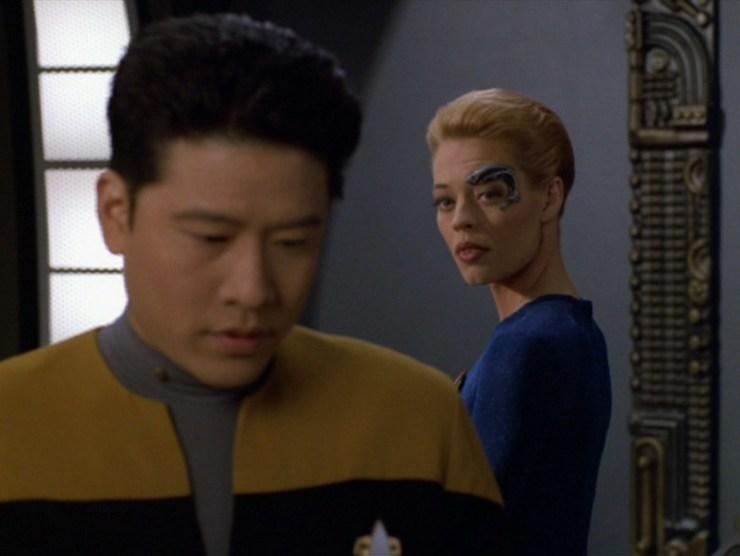 """Star Trek: Voyager """"Disease"""""""