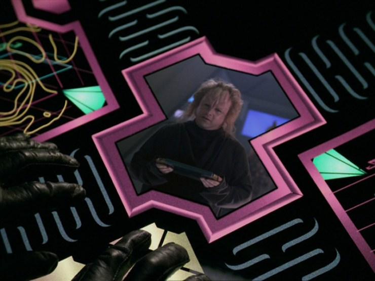 "Star Trek: Voyager ""Think Tank"""