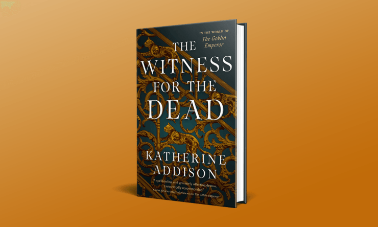 Blog Post Featured Image - Elves, Murder, and Gallons of Tea: Katherine Addison's The Witness for the Dead